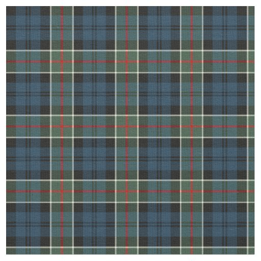 Clan Colquhoun and Calhoun Tartan Fabric