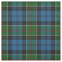 Clan Colquhoun Scottish Tartan Plaid Fabric