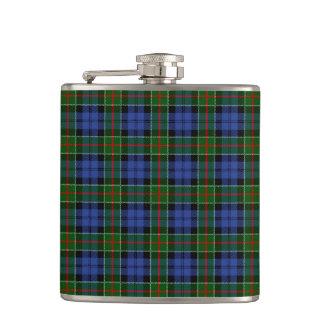 Clan Colquhoun Tartan Hip Flask