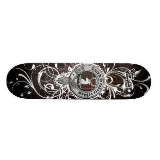 Clan Crawford Skateboard Deck