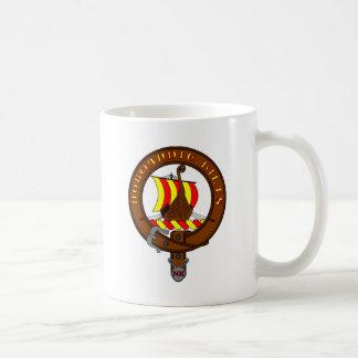 Clan Crest Basic White Mug