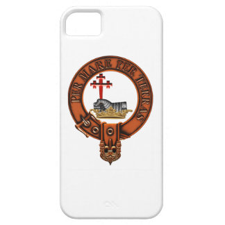 Clan Crest MacDonald Of MacDonald iPhone 5 Case! Barely There iPhone 5 Case