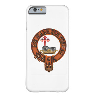 Clan Crest MacDonald Of MacDonald iPhone 6 case! Barely There iPhone 6 Case