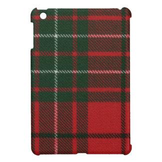 Clan Cumming Tartan Cover For The iPad Mini