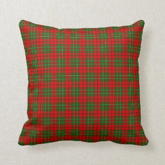Clan Cumming Tartan Cushion