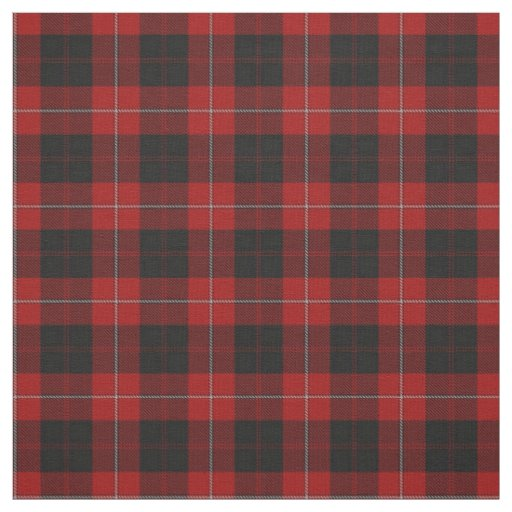 Clan Cunningham Scottish Tartan Plaid Fabric