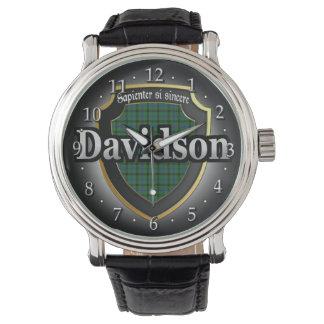 Clan Davidson Scotland Celebration Watch