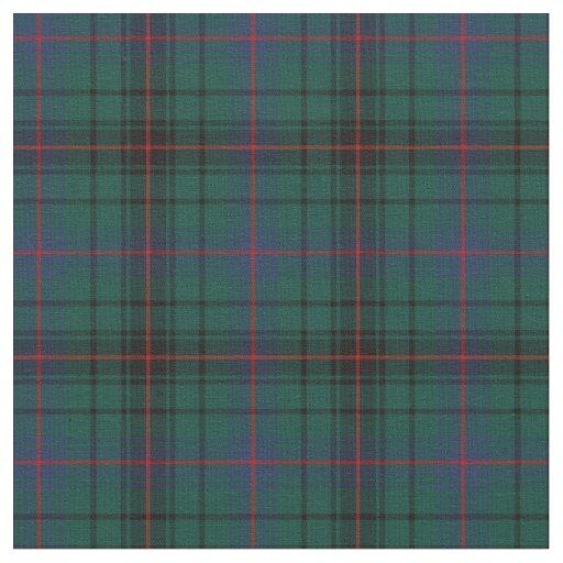 Clan Davidson Tartan Fabric