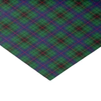 Clan Davidson Tartan Tissue Paper