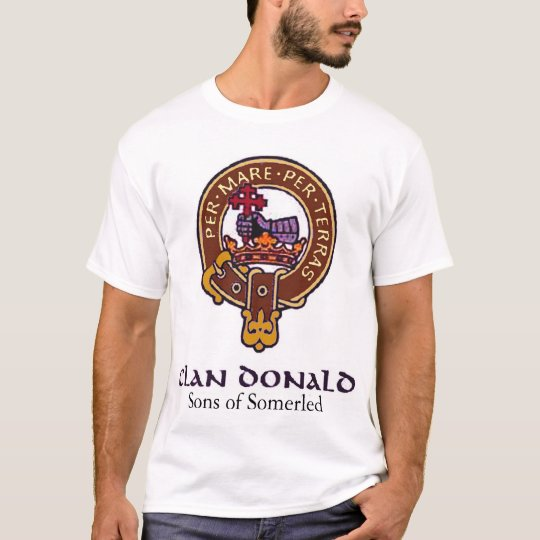 Clan Donald T Shirt