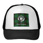 Clan Douglas Tartan Crest Cap
