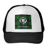 Clan Douglas Tartan Crest Hats