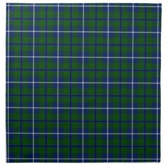Clan Douglas Tartan Napkin