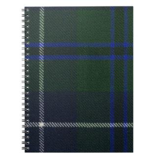 Clan Douglas Tartan Notebook