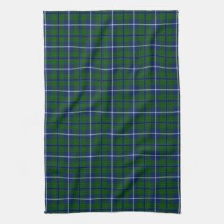 Clan Douglas Tartan Tea Towel