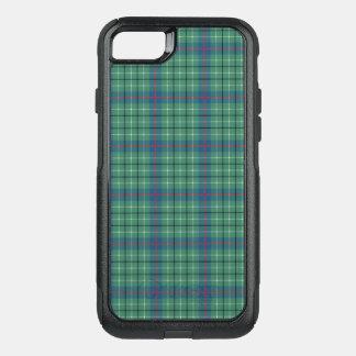 Clan Duncan Ancient Tartan Light Green Plaid OtterBox Commuter iPhone 8/7 Case