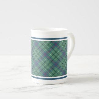 Clan Duncan Ancient Tartan Porcelain Mug
