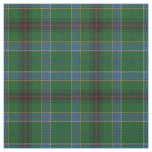 Clan Duncan Scottish Tartan Plaid Fabric
