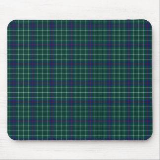 Clan Duncan Tartan Mouse Pad
