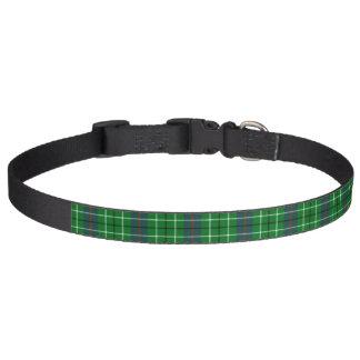 Clan Duncan Tartan Pet Collar
