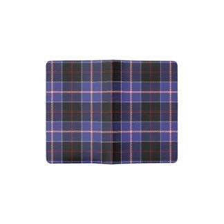 Clan Dunlap Tartan Pocket Moleskine Notebook