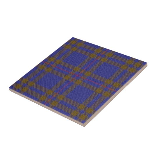 Clan Elliot Elliott Scottish Expressions Tartan Small Square