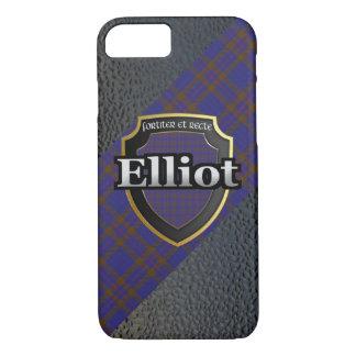 Clan Elliot Scottish Celebration iPhone 7 Case