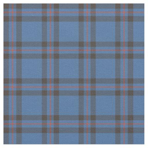 Clan Elliot Tartan Fabric