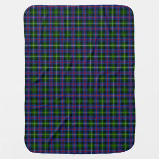 Clan Farquharson Tartan Baby Blanket
