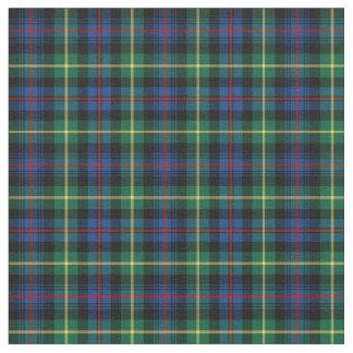 Clan Farquharson Tartan Fabric