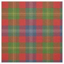 Clan Forrester Scottish Tartan Plaid Fabric