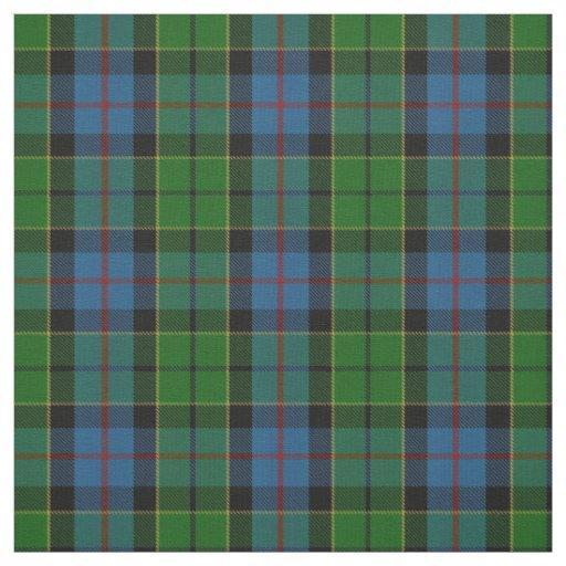 Clan Forsyth Forsythe Scottish Tartan Plaid Fabric