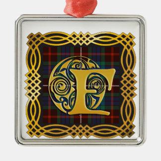 Clan Fraser Ancient Tartan Mug Christmas Ornament