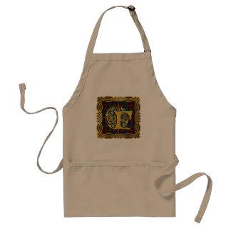 Clan Fraser Ancient Tartan Standard Apron