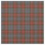 Clan Fraser of Lovat Weathered Tartan Fabric