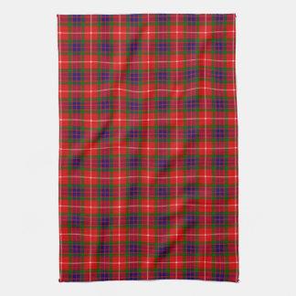 Clan Fraser Tartan Towel
