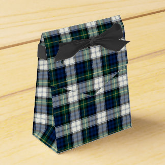 Clan Gordon Dress Tartan Favour Box