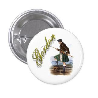 Clan Gordon Scottish Dream Button
