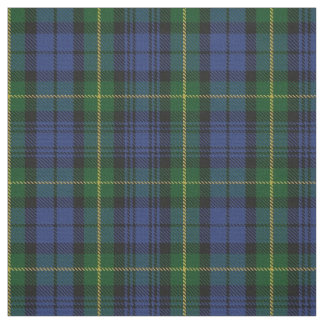 Clan Gordon Scottish Tartan Plaid Fabric