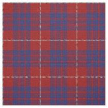 Clan Hamilton Scottish Tartan Plaid Fabric