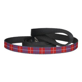 Clan Hamilton Tartan Dog Lead