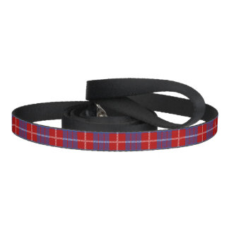 Clan Hamilton Tartan Pet Lead