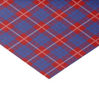 Clan Hamilton Tartan Tissue Paper