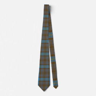 Clan Hannah Tartan Tie