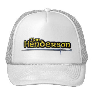 Clan Henderson Scottish Inspiration Cap