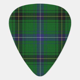 Clan Henderson Sounds of Scotland Tartan Plectrum