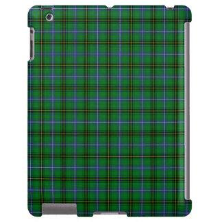 Clan Henderson Tartan iPad Case
