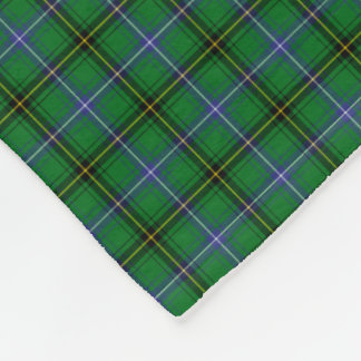 Clan Henderson Tartan Fleece Blanket