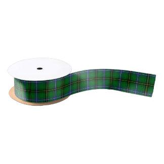 Clan Henderson Tartan Satin Ribbon