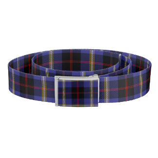 Clan Hill Tartan Belt